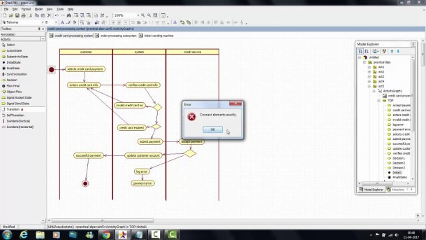 Tutorial 15   Credit Card Processing System