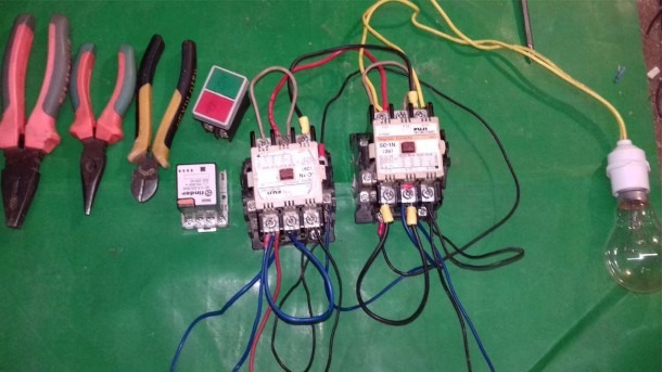 3 Phase Generator Automatic Changeover Switch
