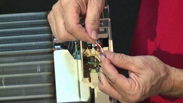 Condensate Pump Installation Service Video For Mitsubishi Electric