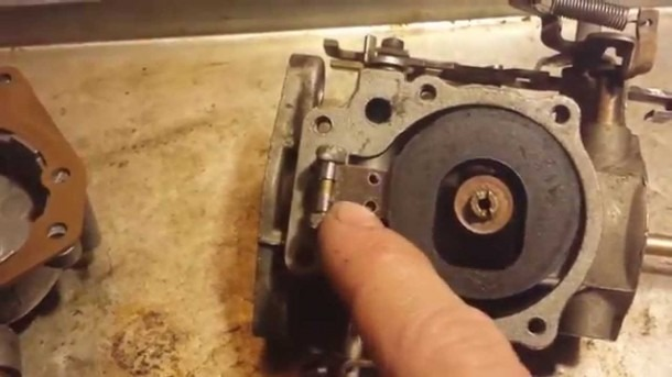 Vintage Outboard Carburetor Basic Maintenance For Johnson