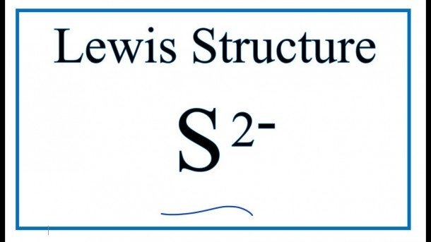 S2 Lewis Diagram