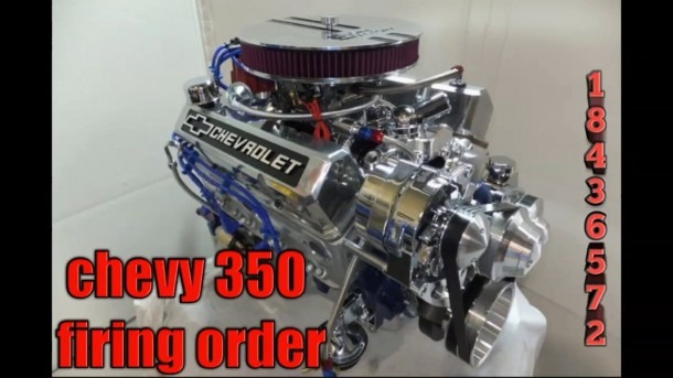 Chevy 350 Firing Order