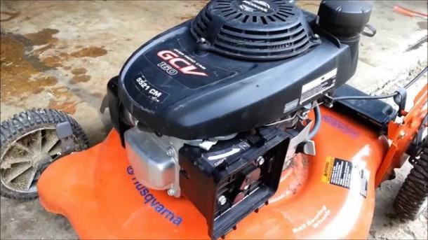 Husqvarna Lawn Mower Repair Part 1