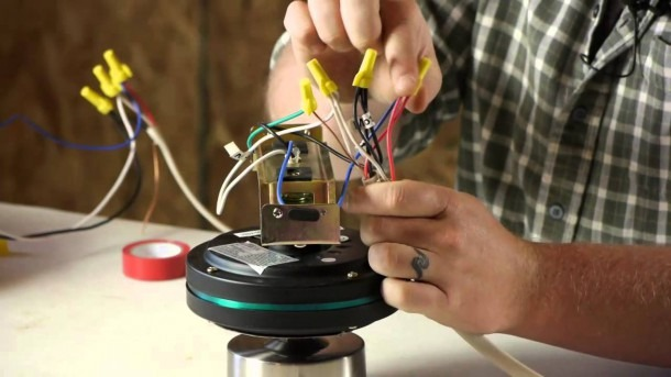How To Install A Dual Ceiling Fan & Light Dimmer Switch