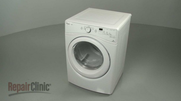 Whirlpool Duet Electric Dryer Disassembly – Dryer Repair Help