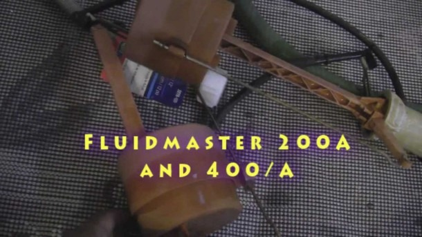 Just Testing Some Used Fluidmaster 200 A