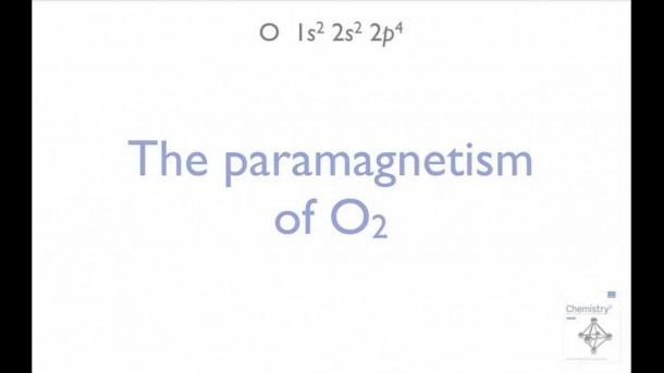 Constructing The O2 Molecular Orbital Energy Level Diagram