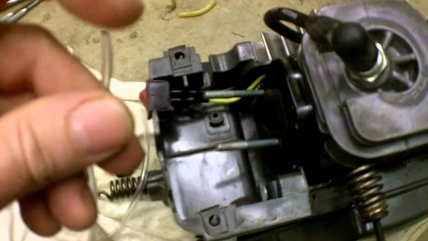 Craftsman Chainsaw Fuel Line Replacement