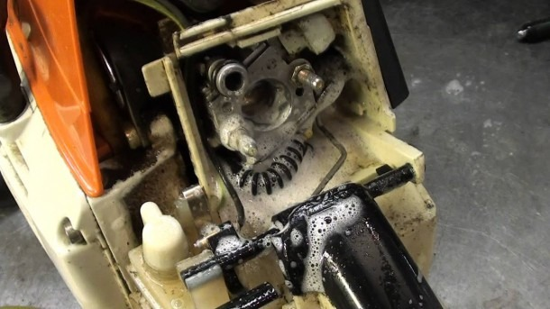 The Chainsaw Guy Shop Talk Stihl 026 Chainsaw Repair Carls 10 14