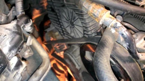 2005 Kia Sportage V6 2 7l Quick Timing Belt Water Pump Video