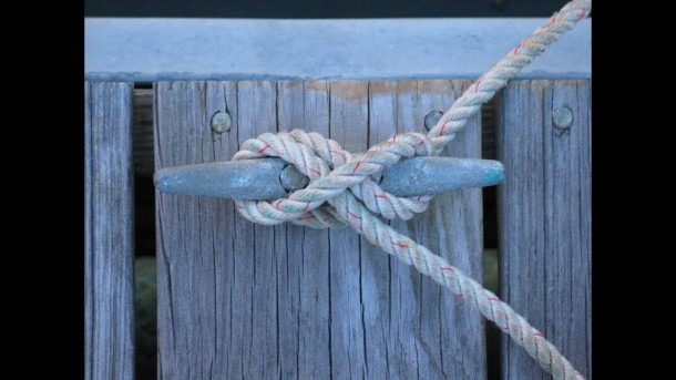 How To Tie Up Your Boat Using Cleats [boat Tips]