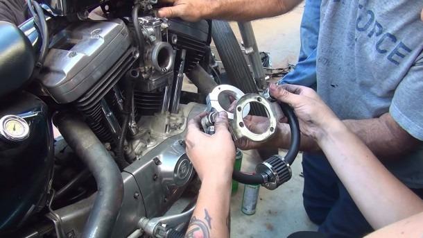 101 Hsr42 42mm Mikuni Carburetor Rebuild And Install 1200