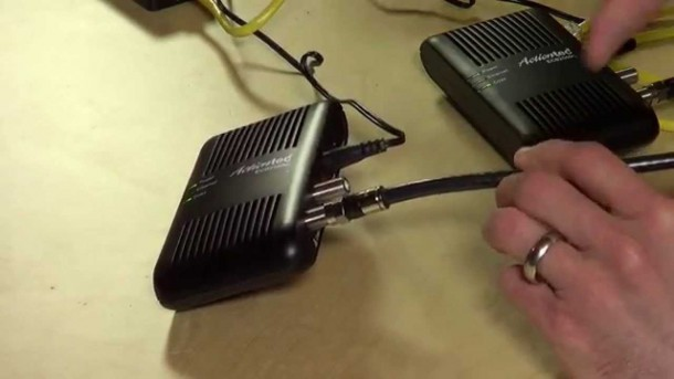 Actiontec Moca Ethernet Over Coax Adapter Kit Review