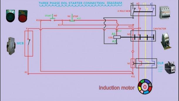 Dual Motor Starter Wiring Diagram