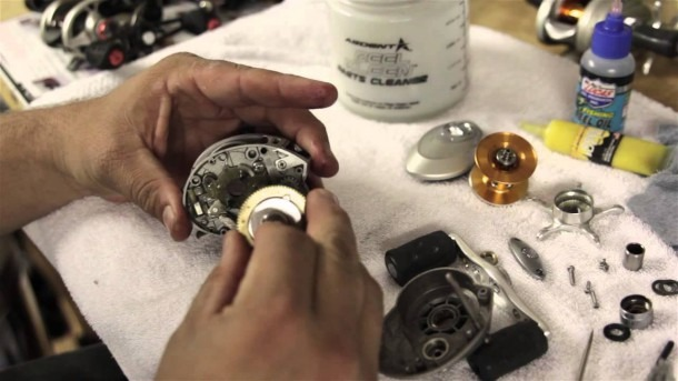 How To Disassemble And Clean Low