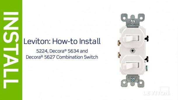 Duplex Switch Wiring Diagram