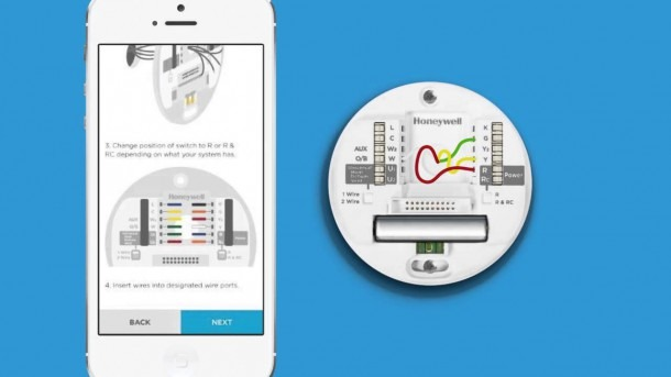 How To Install Your Automatic Lyric Thermostat