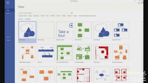Creating Network And Rack Diagrams With Microsoft Visio 2013