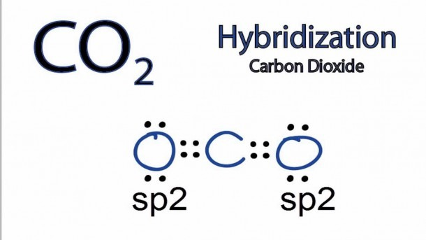 Co2 Hybridization  Hybrid Orbitals For Co2