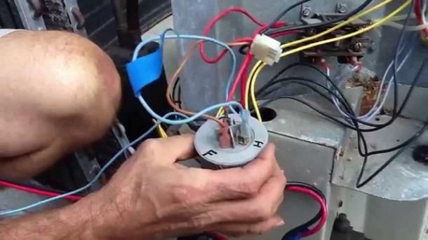 Hvac Capacitor Circuit Diagram