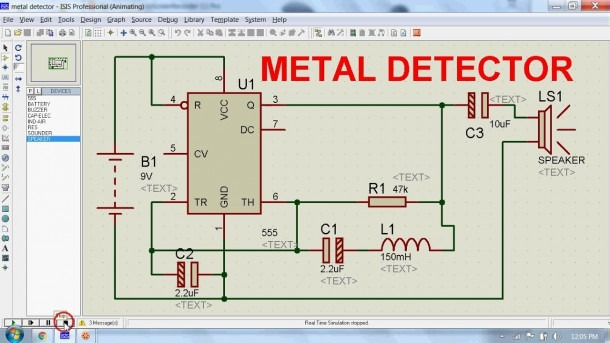 Intermediate Electronics Project  8
