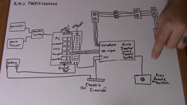 Wiring Diagram For Inverter