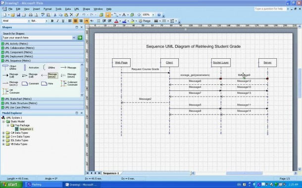 Visio 2010 Sample Diagrams