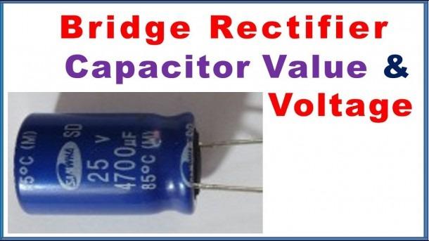 Full Bridge Rectifier
