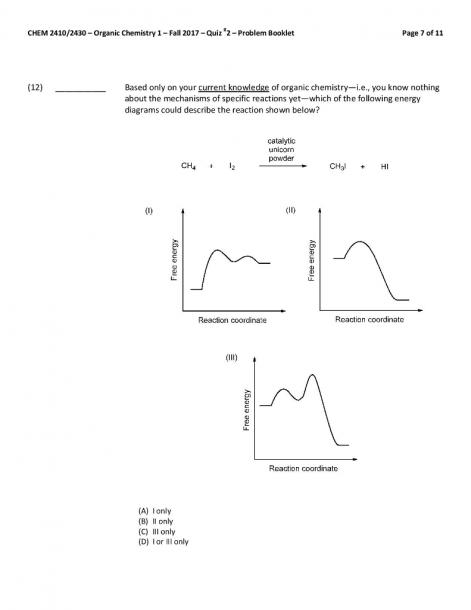 Solved  Chem 2410 2430