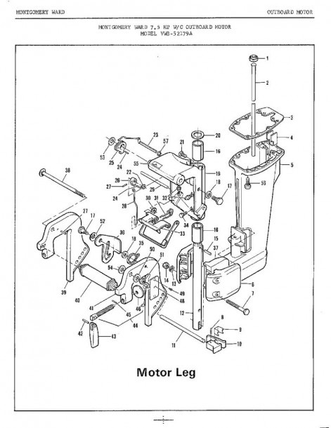Mercury Smartcraft Wiring Diagram