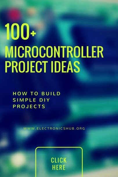 100+ Microcontroller Based Mini Projects Ideas For Engineering