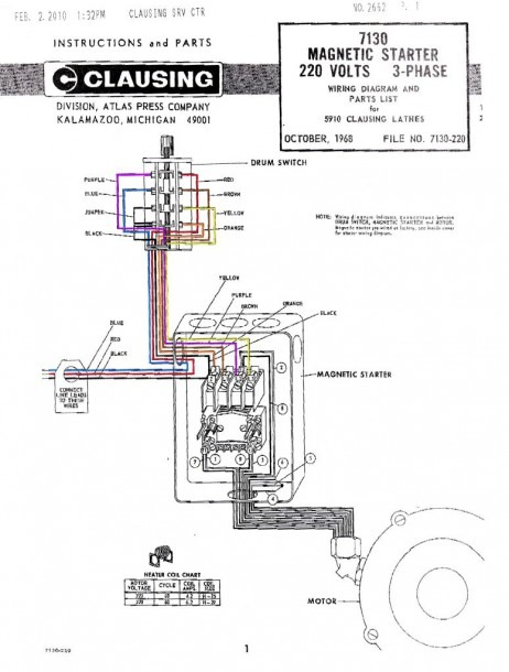 Start Stop Wiring Diagram Pdf