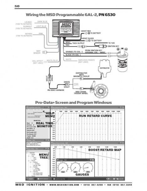 Msd 6al 2 Wiring Diagram