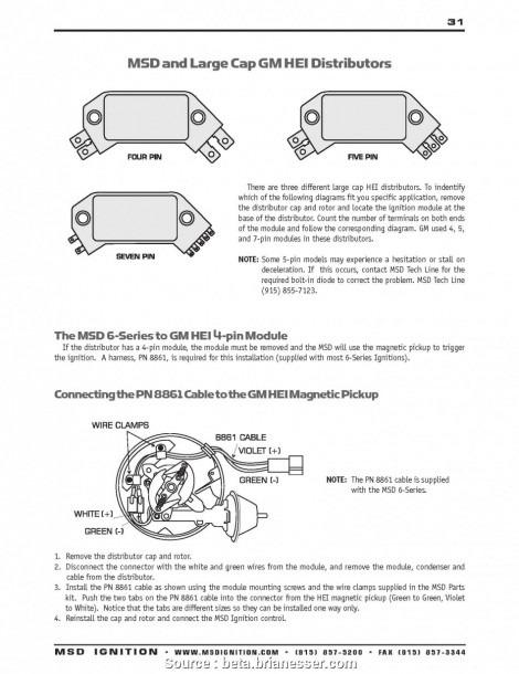 Gm Hei External Coil Wiring Diagram