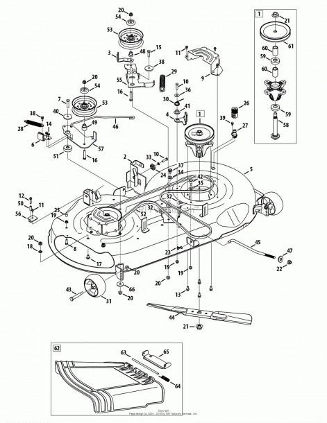 Craftsman 42 Wiring Diagram