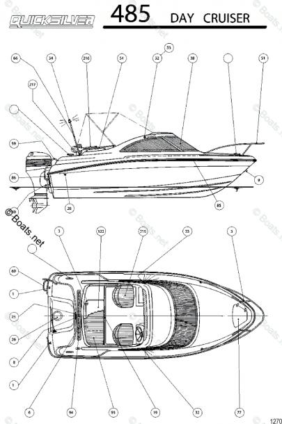 Diagram Of Boat Parts