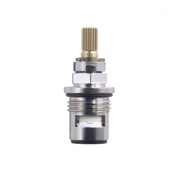 Kohler 1 4 In  Turn Ceramic Cartridge (hot) Used In Most Faucets