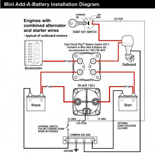 Pictures Of Marine Battery Switch Wiring Diagram Perko Dual
