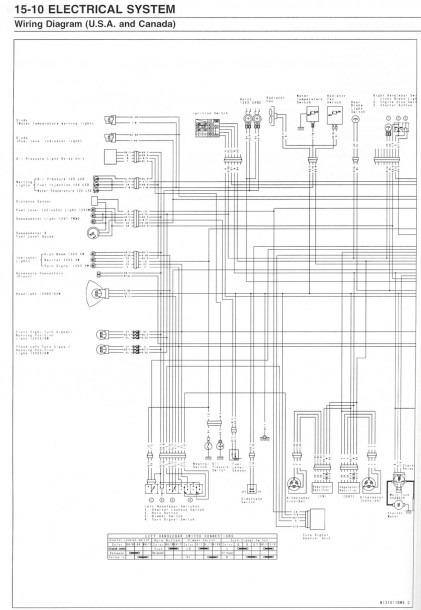 Vulcan Wiring Diagrams