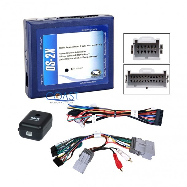 Car Radio Bose Onstar Interface Wiring Harness For 2000