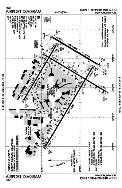 File Faa Jfk Airport Map 2014 Pdf