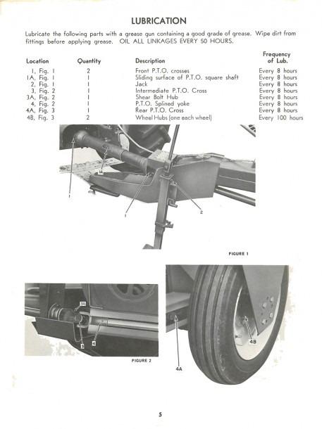 New Holland 461 Haybine Mower