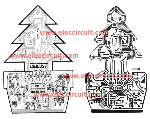 Led Light Projects Circuit