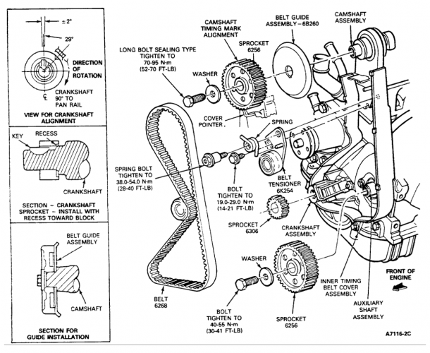 Ford 3 8 V6 Duratec Engine Diagram