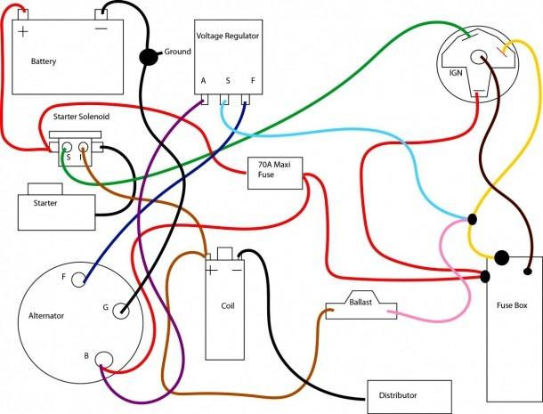 Proform Shift Light Wiring Diagram