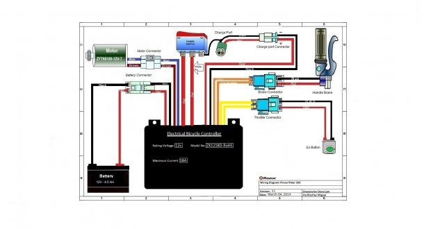 Razor Mx350 Wiring Diagram