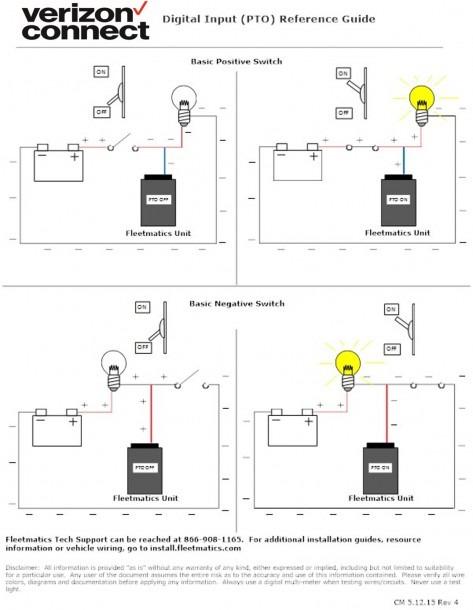 Calamp Wiring Diagram