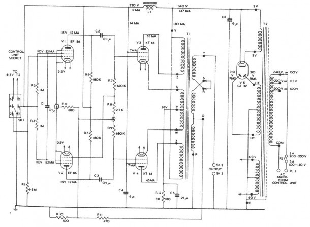 Vacuum Tube Circuits