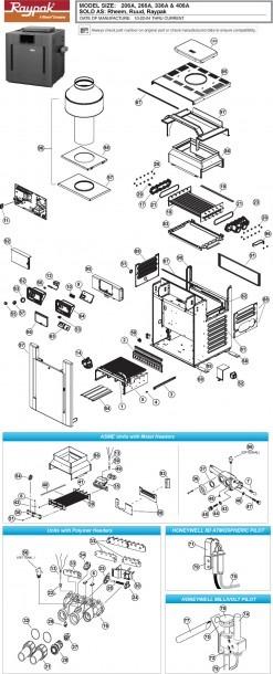 Ruud Parts Diagram