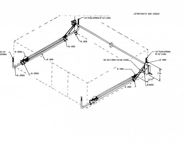 Rockwood Pop Up Camper Lift System Diagram Tent Camper Lift Motor
